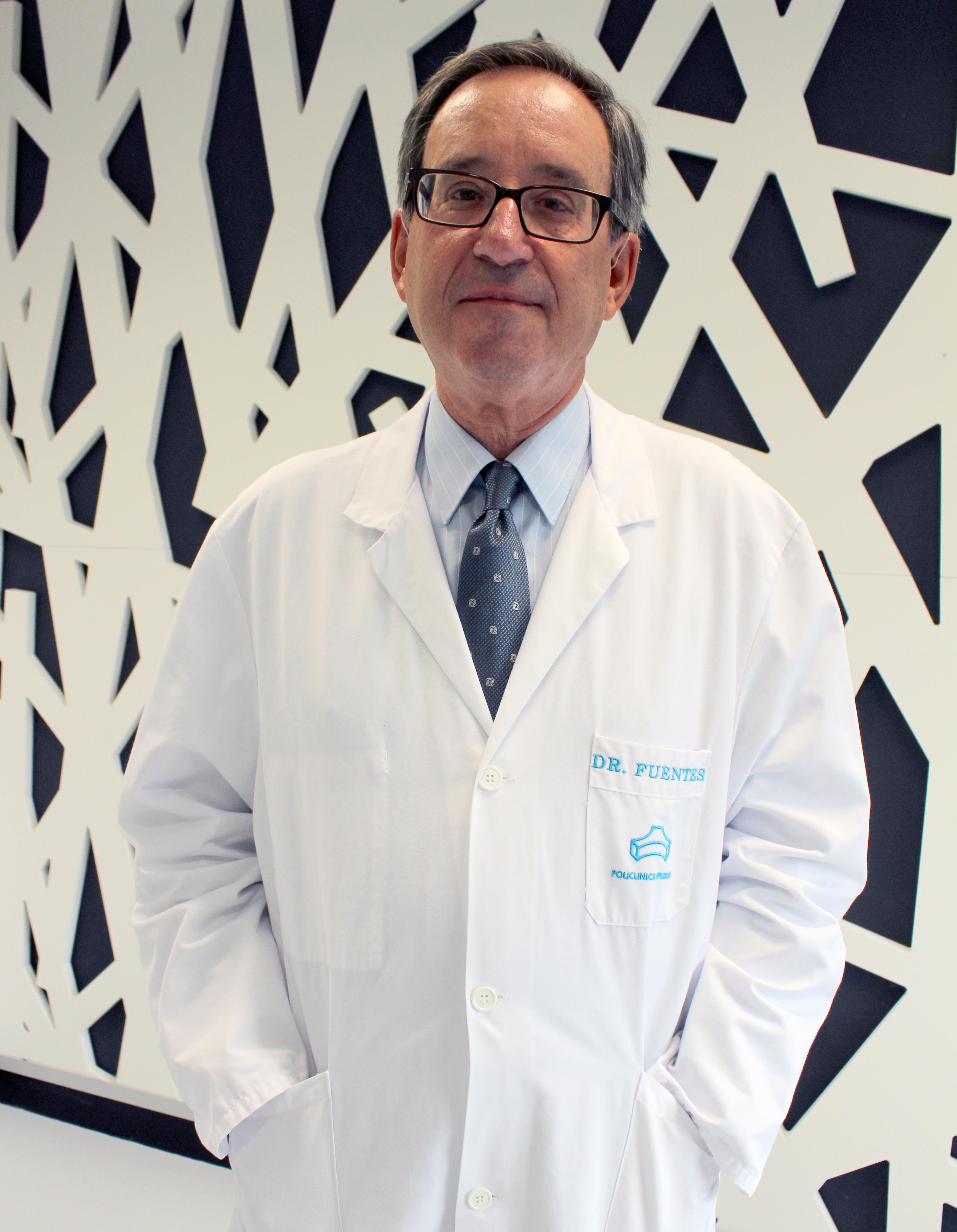 Dr. Joaquín Fuentes, jefe del Servicio de Psiquiatría Infantil de Policlínica Gipuzkoa
