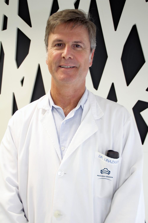 El neurólogo de Policlínica Gipuzkoa Gurutz Linazasoro