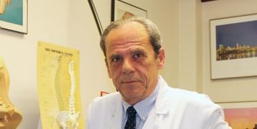 Dr. Enrique Úrculo, neurocirujano de Policlínica Gipuzkoa