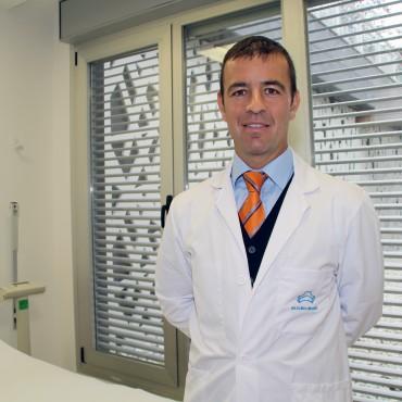 Traumatólogo de Policlínica Gipuzkoa, Alberto Marqués