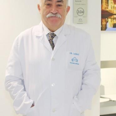 Dr. Larraz Traumatólogo Policlínica Gipuzkoa