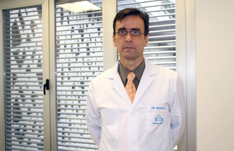 Dr. Mendibil Urólogo Policlínica Gipuzkoa