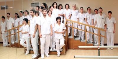 Servicio de Rehabilitación de Policlínica Gipuzkoa