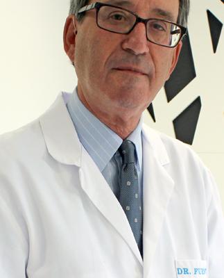 Dr. Joaquín Fuentes, del Servicio de Psiquiatría Infantil de Policlínica Gipuzkoa