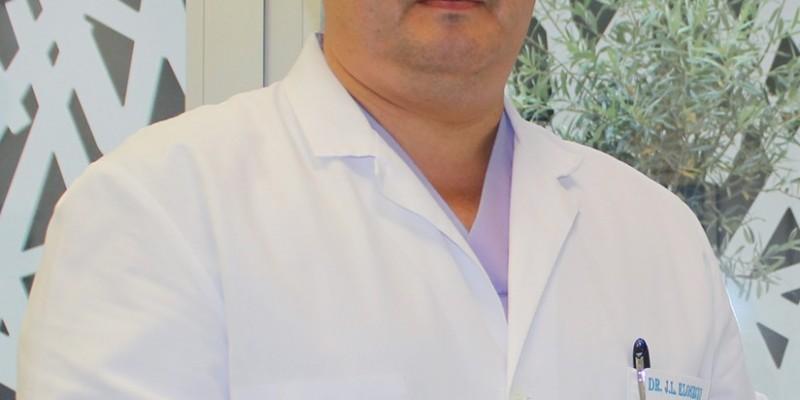 Dr. José Luis Elósegui, cirujano general y del aparato digestivo