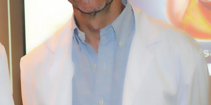 El responsable del Servicio de Hemodinámica de Policlínica Gipuzkoa, Dr. Mariano Larman