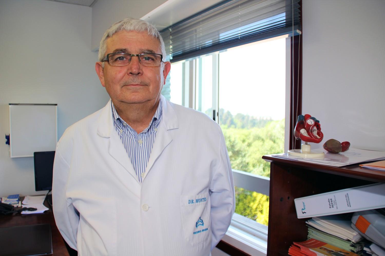 Dr. Javier Montes, cardiólogo de Policlínica Gipuzkoa