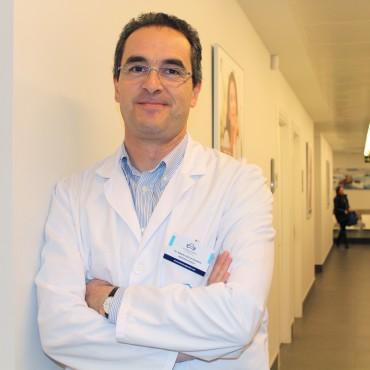 El internista de Policlínica Gipuzkoa, Dr. Alberto García Zamalloa.