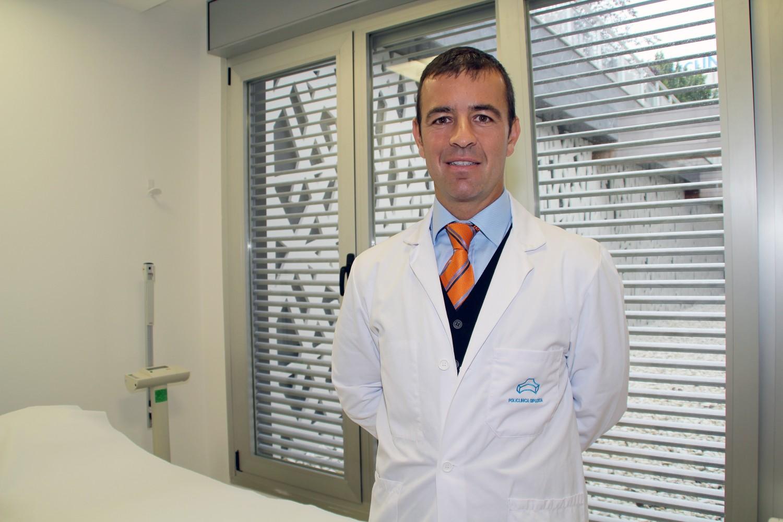 El traumatólogo y cirujano ortopédico Alberto Marqués Rapela