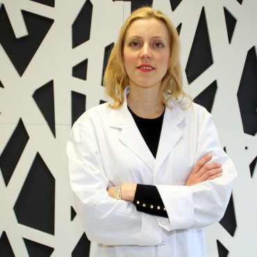 Dra. Mónica Pérez Oftalmología Eibar Policlínica Gipuzkoa