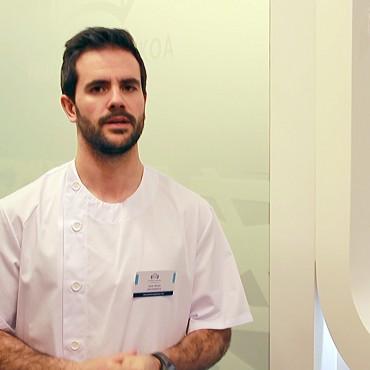 Javier Muñoz Fisioterapeuta Policlínica Gipuzkoa Eibar