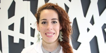 Leire Arejita, podóloga de la Unidad del Pie de Policlínica Gipuzkoa y Podoactiva