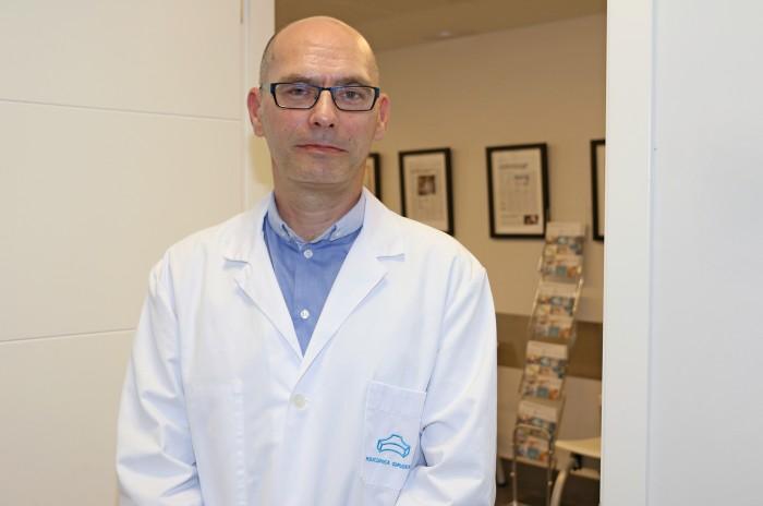 Dr. Javier Sánchez, Cirugía Vascular de Policlinica Gipuzkoa en Eibar
