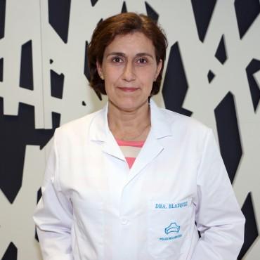 Dra. Eva Blazquez Endocrinóloga Policlínica Gipuzkoa