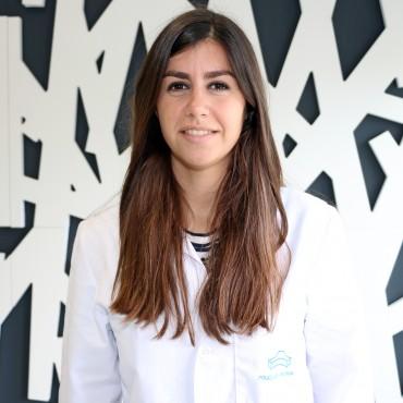 Sara Martínez, alergóloga de Policlínica Gipuzkoa