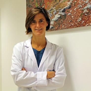 La neurofisióloga de Policlínica Gipuzkoa, Ana Arena