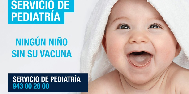 Ningún niño sin su vacuna
