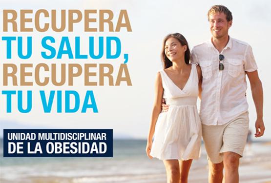 Unidad Multidisciplinar de la Obesidad de Policlínica Gipuzkoa