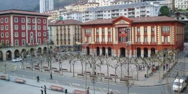 Plaza Unzaga Eibar