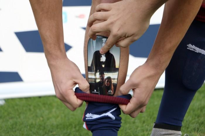La S.D. Eibar el primer equipo del País Vasco en tener espinilleras personalizadas Podoactiva