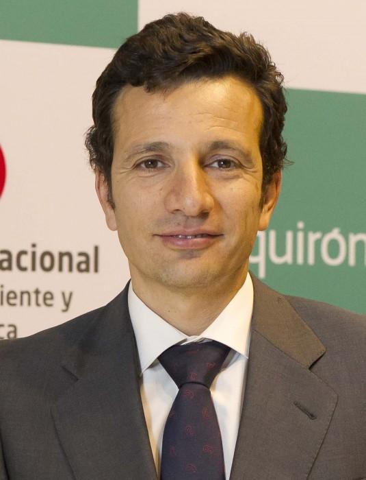 Alberto Francés Borrego, reconocimiento Accésit (Hospital Universitario Infanta Elena)