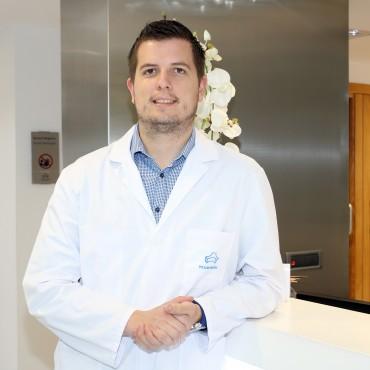 Dr. Francisco Moreno Aguayo Ginecólogo Unidad de la Mujer Policlínica Gipuzkoa