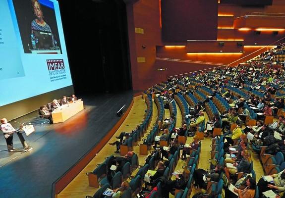 El autismo, que ya reunió a expertos en el Kursaal, volverá a ser tema de debate en el congreso que arranca hoy. / USOZ