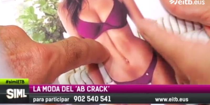 """""""Ab Crack"""" nuevo fenómeno social."""