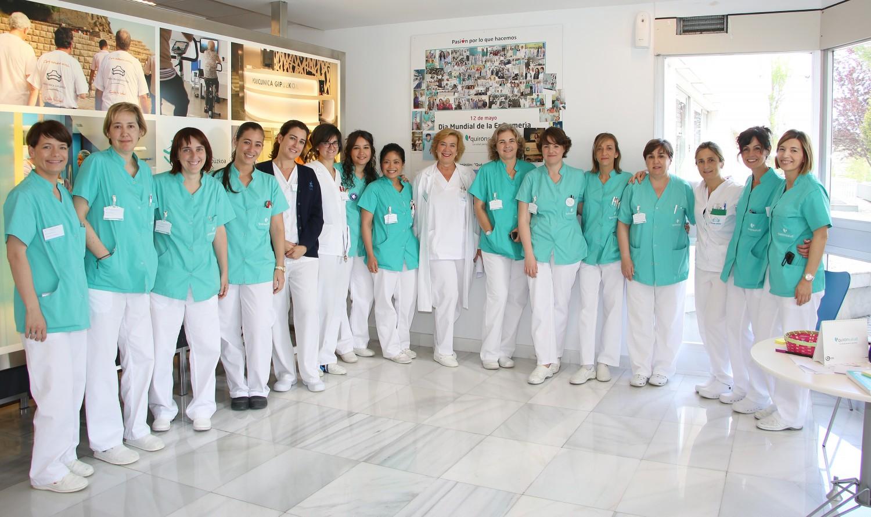 Policlínica Gipuzkoa felicita a las enfermeras en su Día Mundial