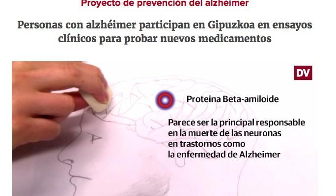 Proyecto de prevención del alzhéimer