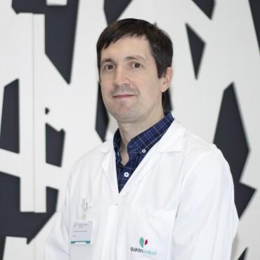 Dr. Luis Labairu, urólogo de Policlínica Gipuzkoa 2