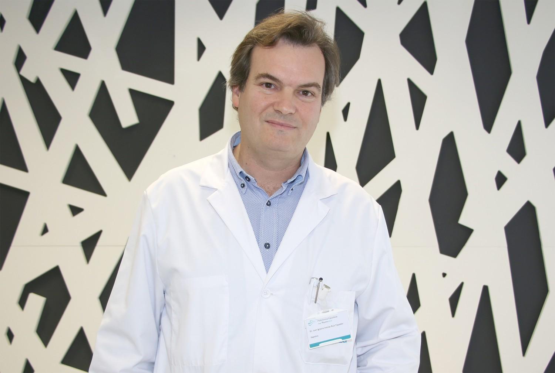 Dr. Arenas Día Europeo de la Salud Digestiva