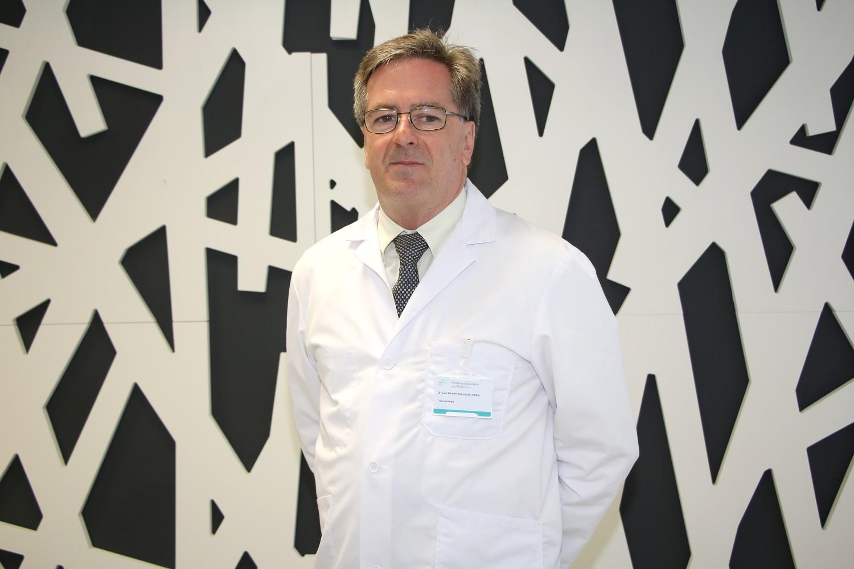 José Ramón Aranzabal Otaduy Traumatologo