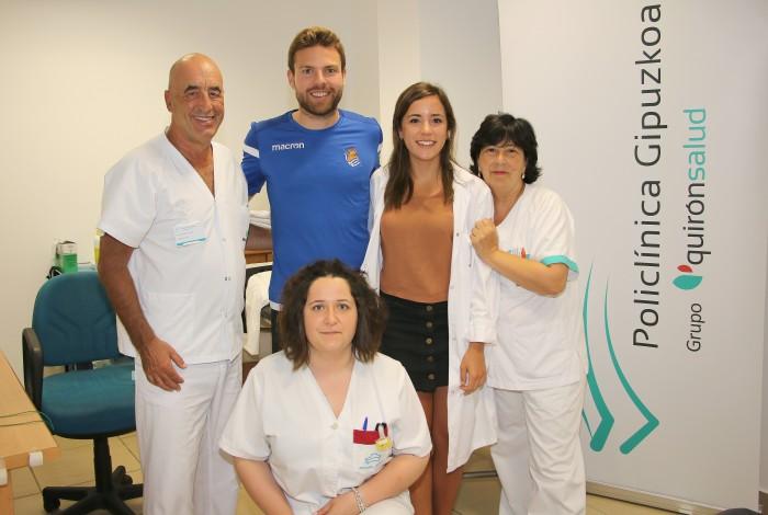 Illarramendi_reconocimiento_real_sociedad_medicina_deportiva_policlinica_gipuzkoa_0