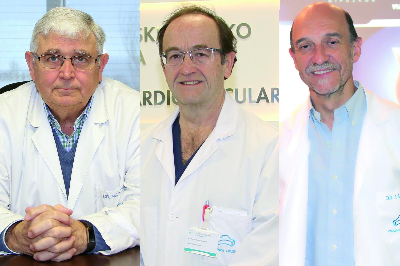 Dres. Montes, Sáenz y Larman