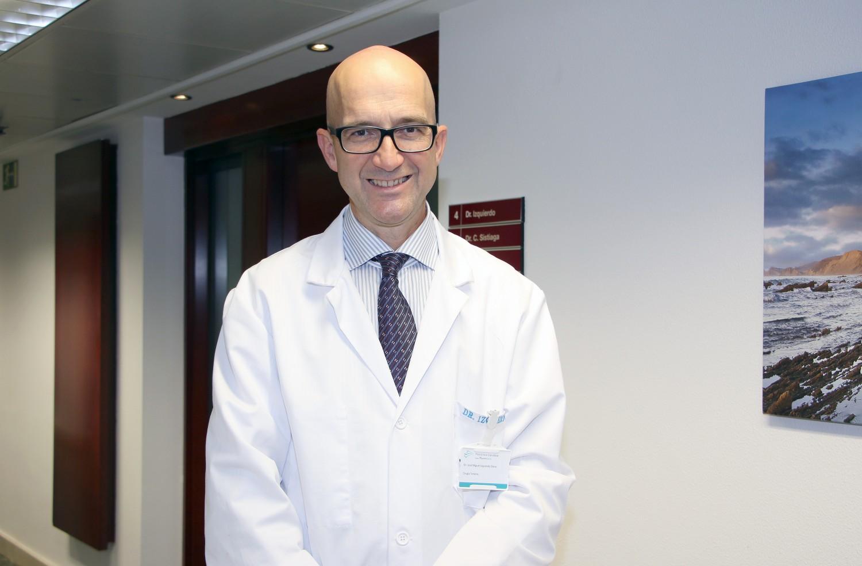 José Miguel Izquierdo, cirujano torácico