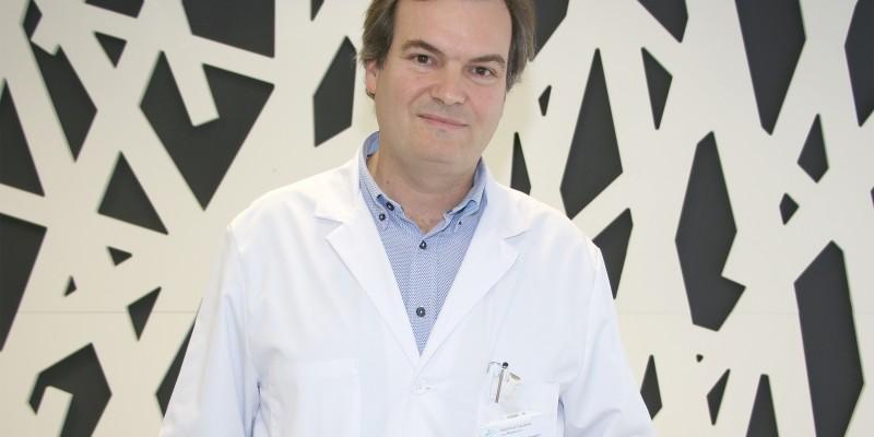 Juan Arenas, especialista en enfermedades digestivas