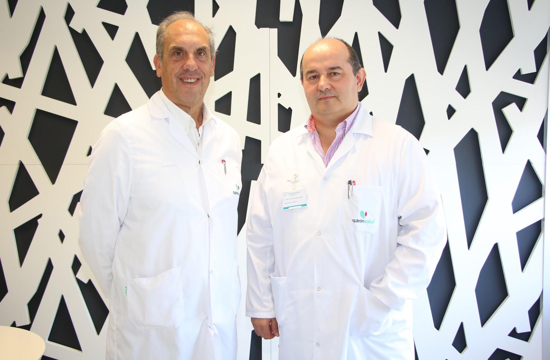 Dres. Javier Murgoitio y José Luis Elósegui