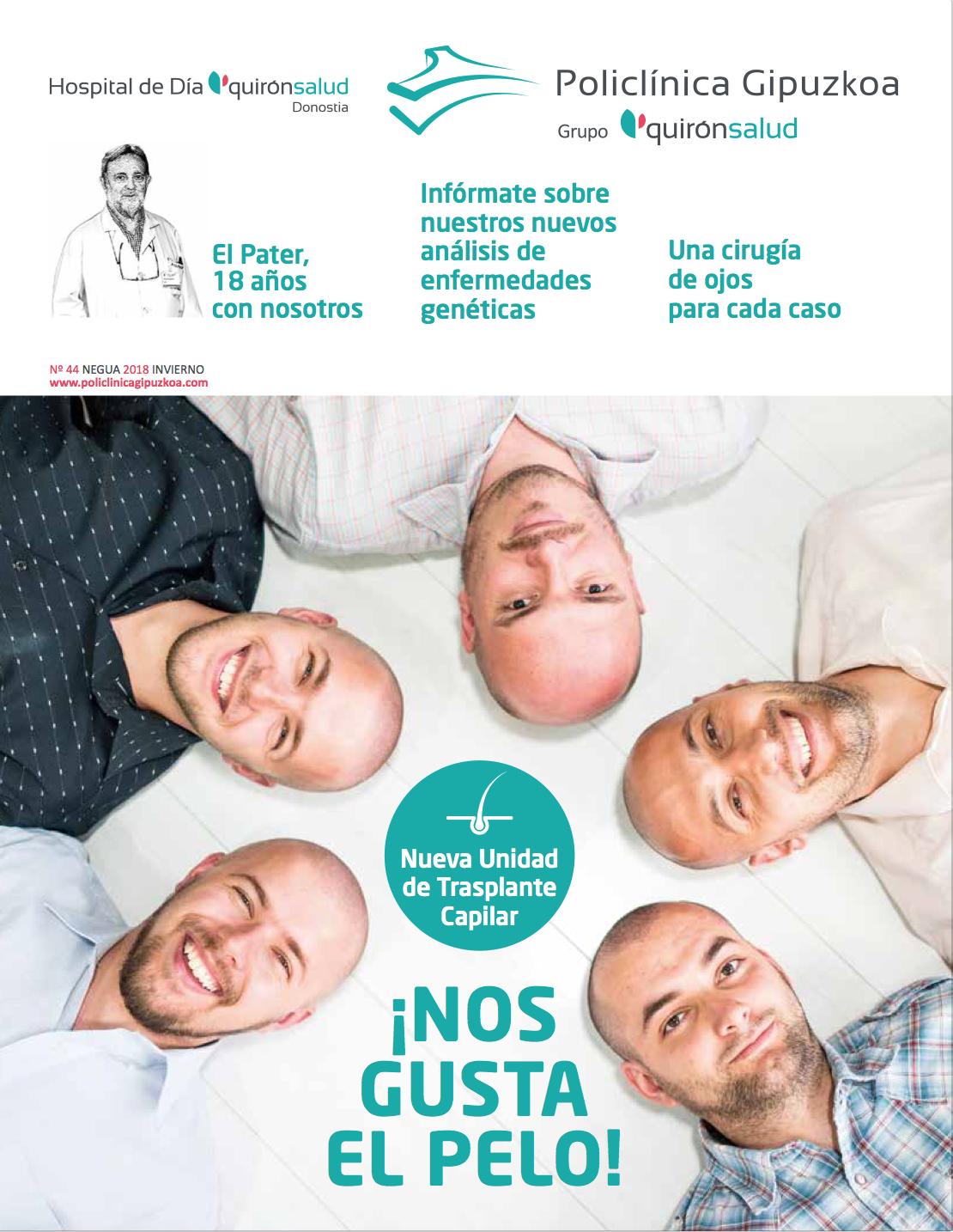 Revista Policlínica Gipuzkoa nº 44 web