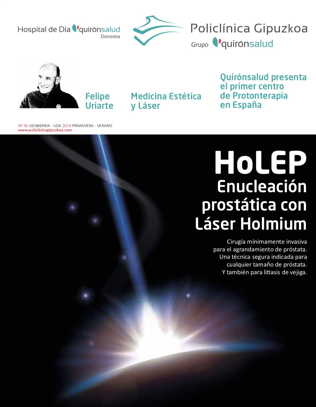 Revista Policlínica Gipuzkoa nº 45