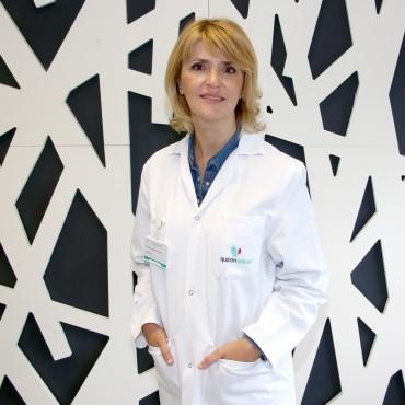 Dra. Arancha Higelmo Rehabilitación