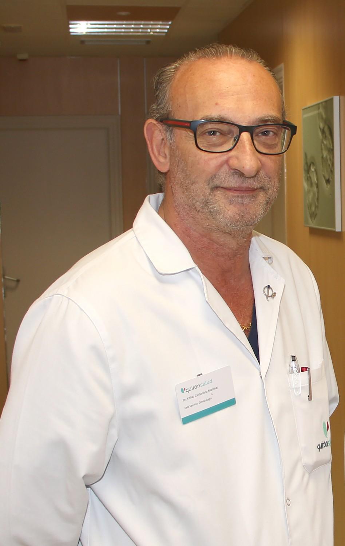 Dr. Koldo Carbonero, ginecólogo URA HDQSD