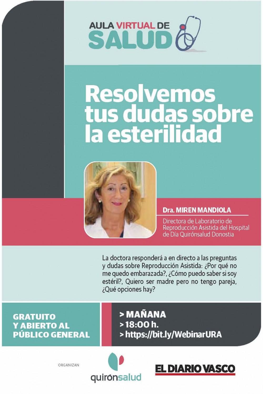 Aula Salud Virtual URA